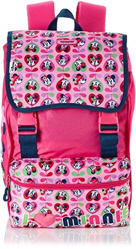 Disney by Samsonite Kinder-Rucksack Disney Wonder Ergonomic Backpack Exp 29.0 Liters Mehrfarbig (Minnie Love) 62317-4404