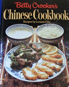 Hardcover Betty Crocker's Chinese Cookbook Book