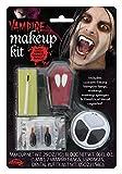Fun World Fierce Vampire Makeup Kit Standard