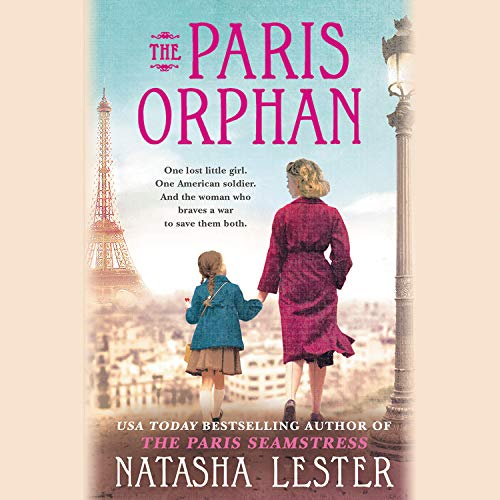 The Paris Orphan  By  cover art