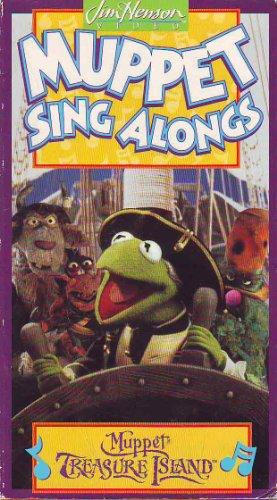 Muppet Sing Alongs - Muppet Treasure Island [VHS]
