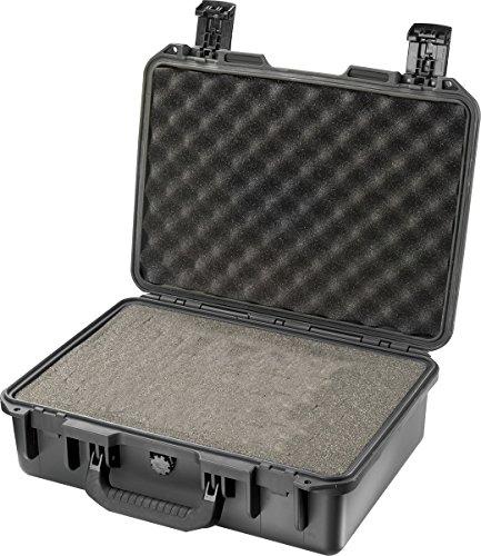 PELI Storm IM2300 valise pour caméra, drone et autres équipements fragiles, étanche à l'eau et à la poussière, capacité de 20L, fabriquée aux États-Unis, avec insert en mousse personnalisable, noire