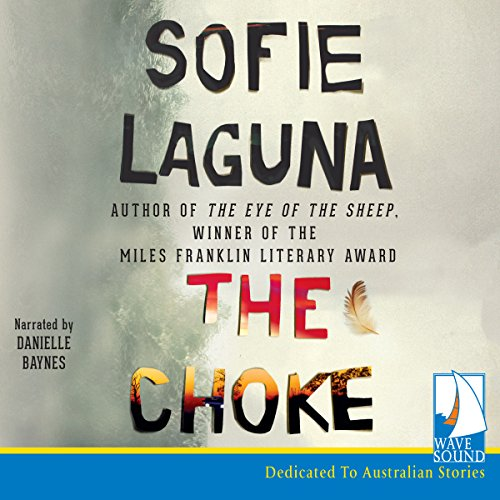 The Choke audiobook cover art