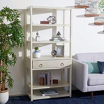 Safavieh Home Collection Johni 1-Drawer 5-Shelf Etagere Bookcase