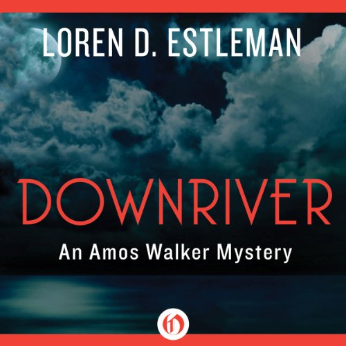 Downriver audiobook cover art