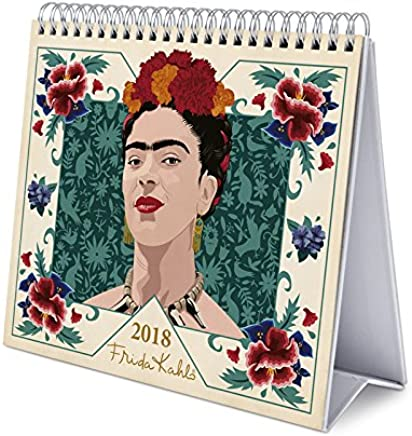 Amazon.es: Frida Kahlo - Calendarios y agendas: Libros