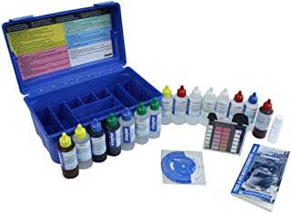 Taylor Technologies K-2005C Service Complete Swimming Pool Test Kit