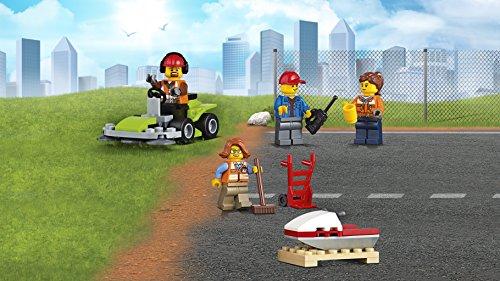 LEGO City - Le terminal à conteneurs - 60169 - Jeu de Construction