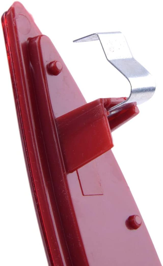 PAZIKO Red Right Rear Bumper 3804 265650004R Reflector Sales results free No. 1 Light Fit