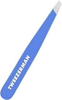 TWEEZERMAN ミニスラントツイーザー バハマブルー 58400-265