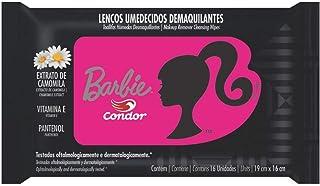 Lenço Demaquilante Barbie, Condor