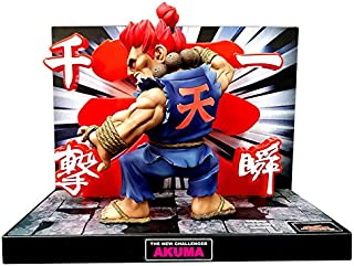 STREET FIGHTER 豪鬼 全高約170mm PVC製 塗装済み 完成品フィギュア