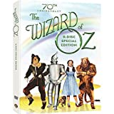 DVD cover: The Wizard of Oz (Two-Disc 70th Anniversary Edition)