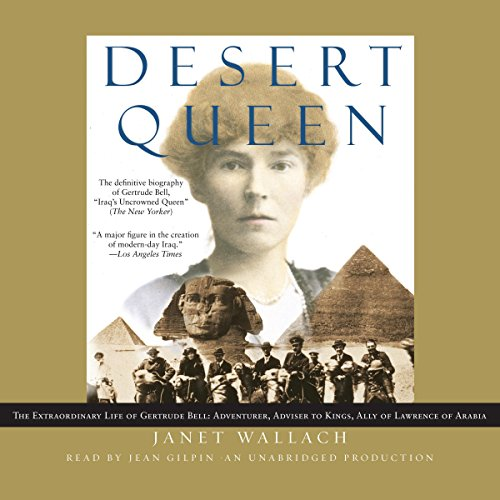 Desert Queen cover art
