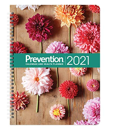 2021 Prevention Calendar & Health Planner: Look and Feel Your Best This Year!