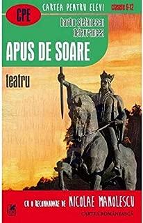 Apus de soare (Romanian Edition)