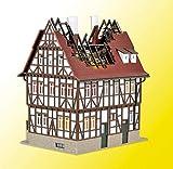 Vollmer 43728 Brennendes Haus -