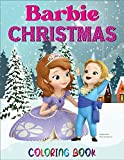 Barbie Christmas Coloring Book: Barbie Christmas Coloring Activity Book for Little Kids - A Great Stocking Stuffer for Kids and Toddlers!(barbie christmas book)