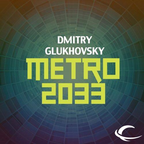 Metro 2033 audiobook cover art