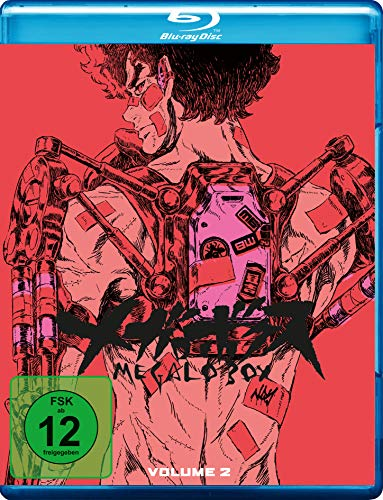Megalobox - Volume 2 [Blu-ray]