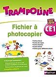 Trampoline - Fichier à photocopier - CE1 - 2019