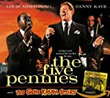 OST - THE FIVE PENNIES (邦題: 五つの銅貨) / THE GENE KRUPA STORY (邦題: ジーン クルーパ物語)