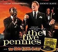 OST - THE FIVE PENNIES (邦題: 五つの銅貨) / THE GENE KRUPA STORY (邦題: ジーン・クルーパ物語)