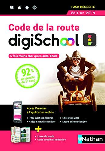 Coffret Code de la route DigiSchool