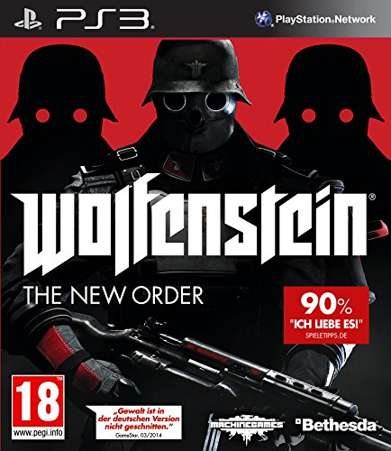 Wolfenstein: The New Order [AT - PEGI] - [PlayStation 3]