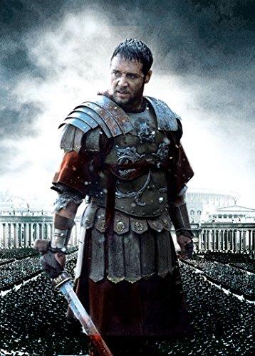 Poster Gladiator Movie 70 X 45 cm