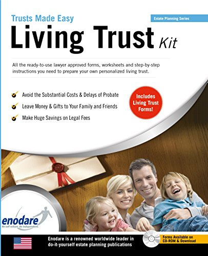 Compare Textbook Prices for Living Trust Kit: Trusts Made Easy 3rd Edition ISBN 9781906144913 by Enodare