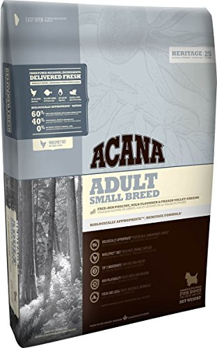 Acana Adult Small Breed Dog Heritage Probepackung - 340 g