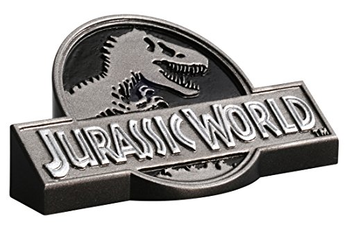 Unbekannt Metacore Jurassic World Logo Metal Collection Dark Gray