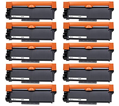 1 PACK/2 PACK/4 PACK/10 PACK TonerDepot NEW Compatible with Dell E310dw Toner Cartridge Multi-Fit Black Ink Box for Dell, Xerox and Brother Printers