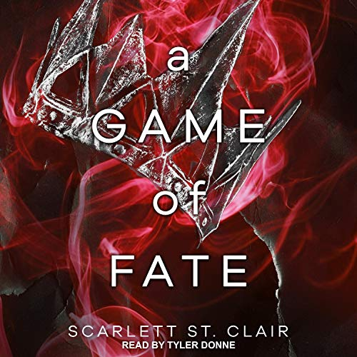 A Game of Fate Audiobook By Scarlett St. Clair cover art