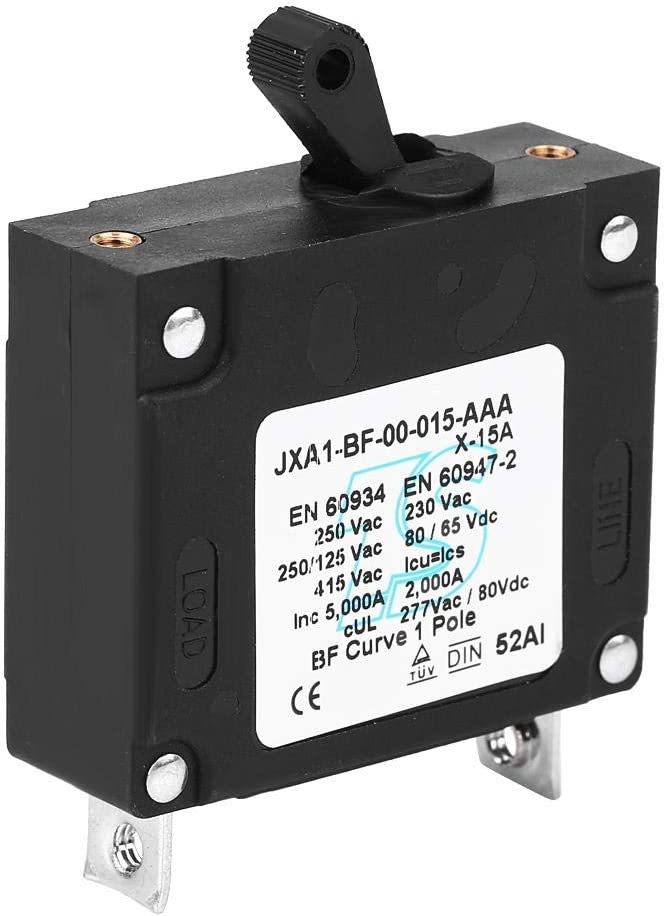 Bediffer Opening large release sale ON Off Superlatite Breaker Performance Manual Circuit High