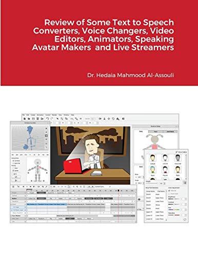 Dr. Hedaia Mahmood Al-Assouli Review of Some Text to Bild