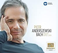 Bach, JS: English Suites 1, 3, 5 by Piotr Anderszewski