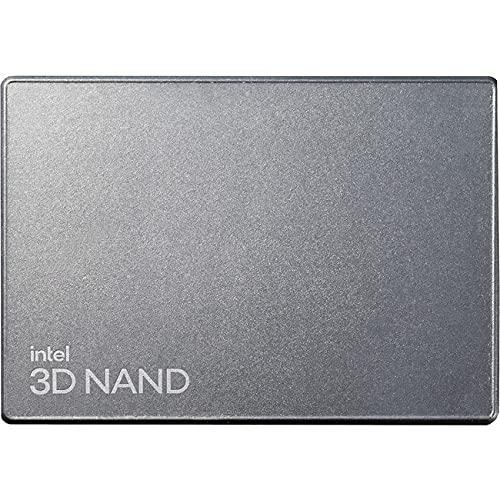 "Intel D7-P5510 3.84 TB Solid State Drive - 2.5"" Internal - U.2 (SFF-8639) NVMe (PCI Express NVMe 4.0 x4) - Server Device Supported - 7168 TB TBW - 6500 MB/s Maximum Read Transfer Rate - 256-bit E"