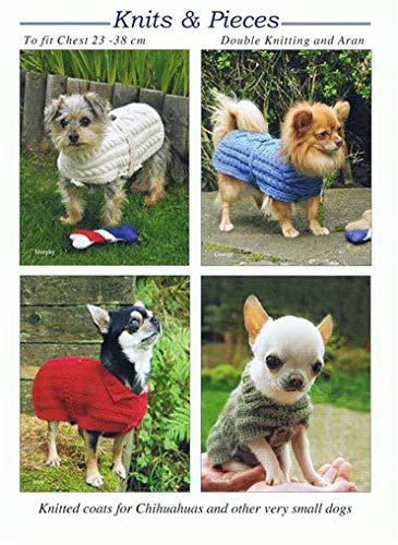 Breien & Stukken Kitting Patroon - Truien voor Chihuahuas - Sandra Polley