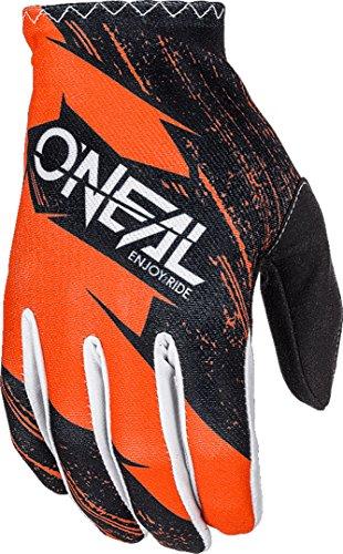 O'NEAL Matrix Burnout MX DH FR Handschuhe orange/schwarz 2018 Oneal: Größe: M (8.5)