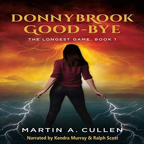 Donnybrook Good-Bye cover art