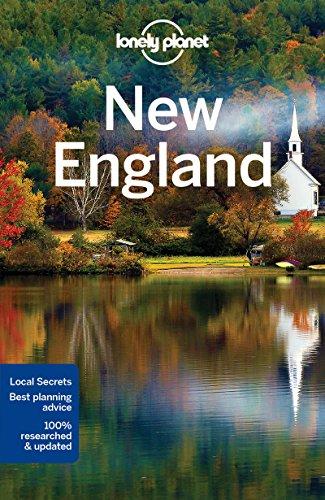 لونلي بلانت نيو انجلاند (دليل السفر)