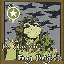 les claypool's frog brigade songs