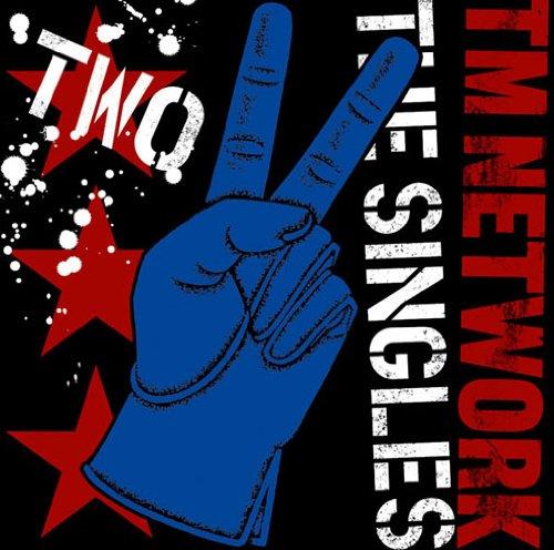 [画像:TM NETWORK THE SINGLES 2]