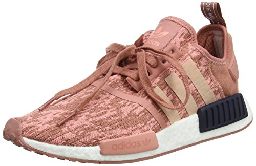 adidas Damen NMD_r1 W Sneakers, Braun