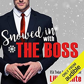 Snowed in with the Boss audiobook cover art