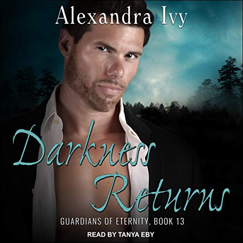 Darkness Returns audiobook cover art