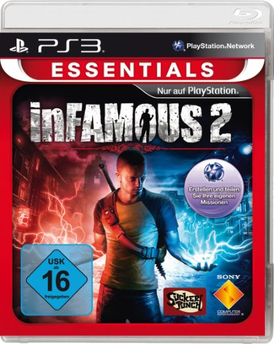Infamous 2 - essentials [import allemand]