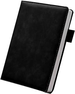 Classic Notebook A5 دفتر الدفتر دائم لوح الرسمية دفتر الجمل الصعب حكم الصفحات الواصف مثالية للمديرين التنفيذيين أعمال مكتب...